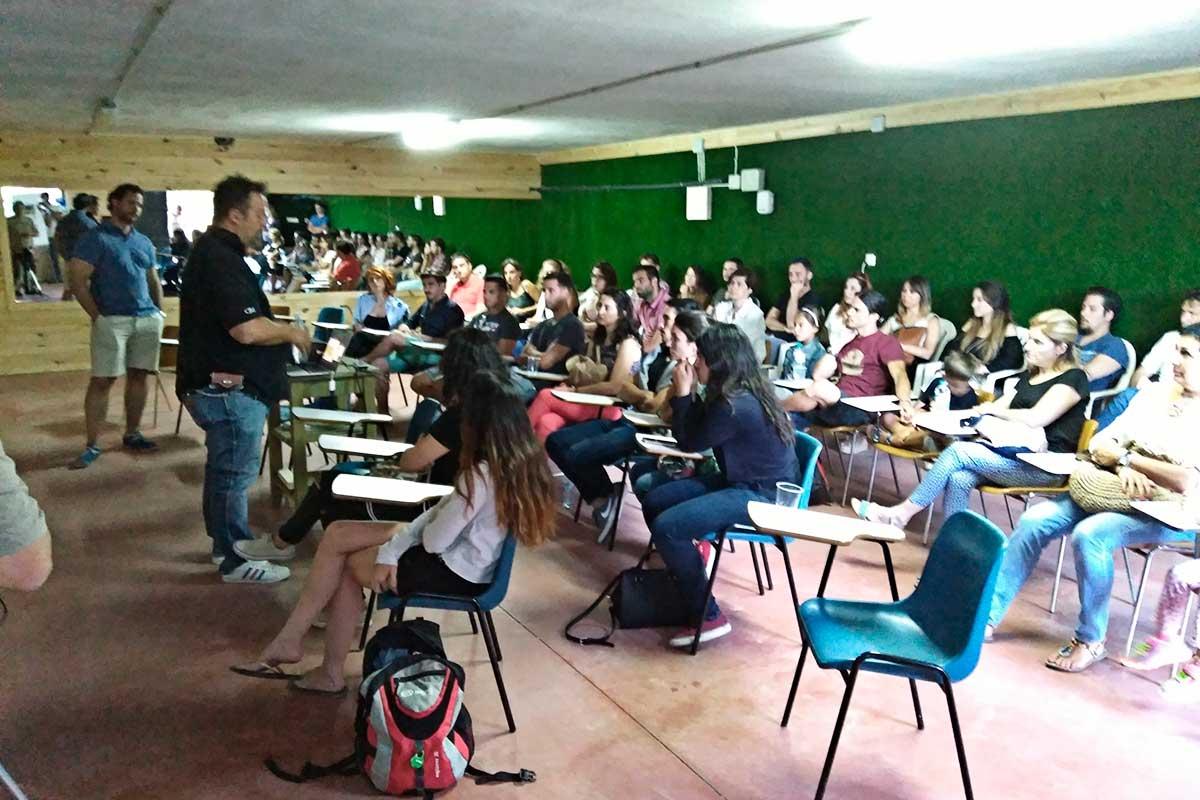 aula escuela canina en madrid